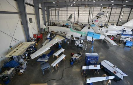 Thornton Aircraft Company: Aircraft Maintenance in Van Nuys, CA