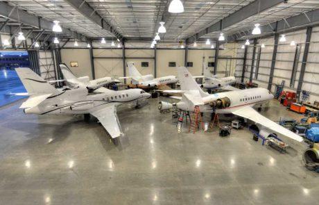 Thornton Aircraft Company: Virtual Tour Van Nuys Airport