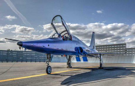 Thornton Aircraft Company: Virtual Tour