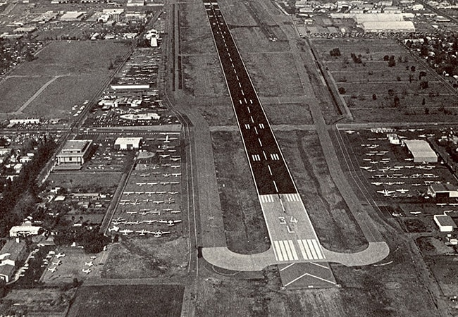 Van Nuys Airport KVNY - Home of Thornton Aviation