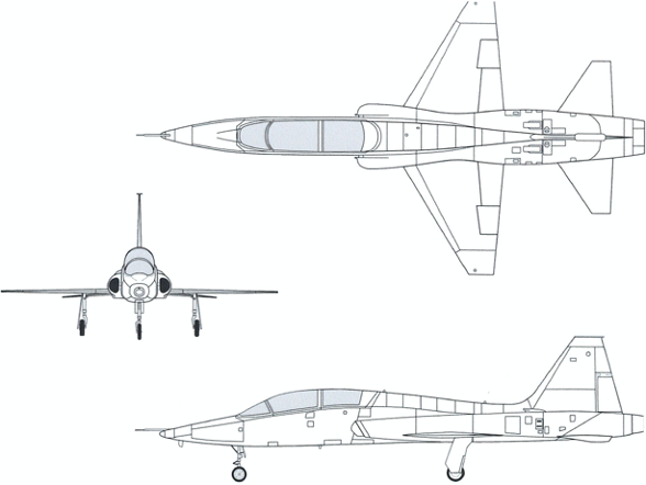 T-38 Talon for Sale | F-5 A/B Freedom Fighter for Sale